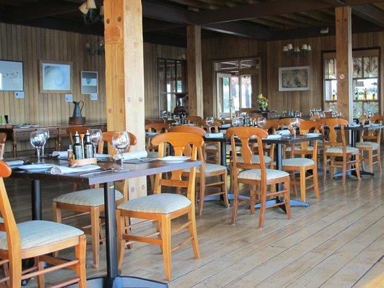 Hotel Cabana del Lago : Dining room