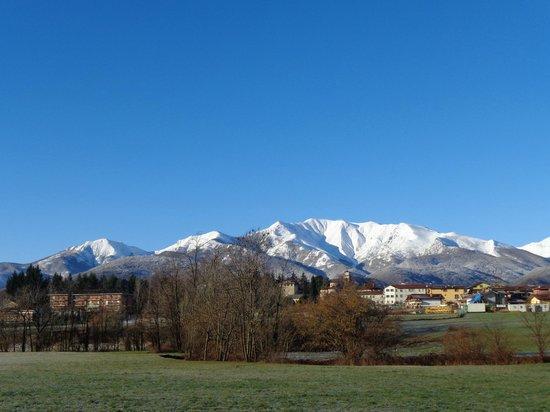 Castello degli Albezi e Borgata Sala di Giaveno: le alpi cozie