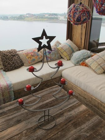 Hotel Cabana del Lago: Christmas