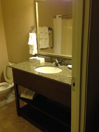 Best Western Plus Valdosta Hotel & Suites: Bathroom