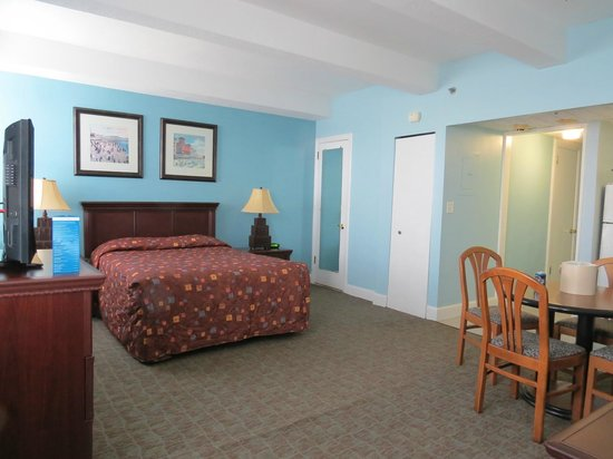 Legacy Vacation Resorts-Brigantine Beach: View of Room #1