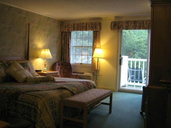 Lodge at Jackson Village: Room