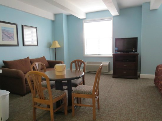 Legacy Vacation Resorts-Brigantine Beach: View of Room #2