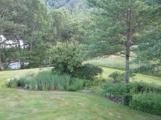 Lodge at Jackson Village: gardens