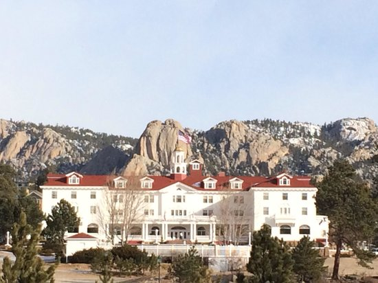 Stanley Hotel: The Stanley