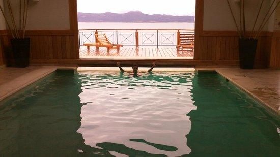 Los Cauquenes Resort & Spa: Pileta