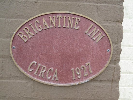 Legacy Vacation Resorts-Brigantine Beach: Used to be the Brigantine Inn - 1927