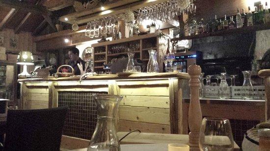 Le Michet : le bar