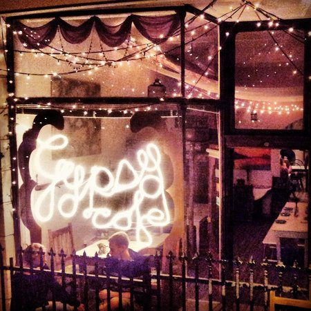 Gypsy Cafe: Loved the atmosphere !!!