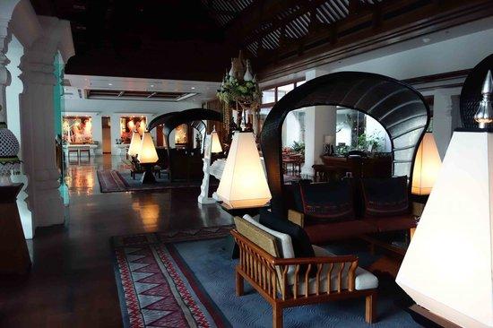 Ratilanna Riverside Spa Resort Chiang Mai : lobby