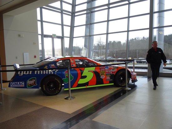 Hendrick Motorsports Complex Picture Of Hendrick