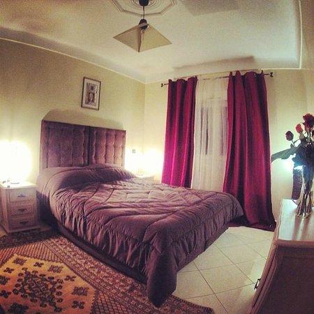 Dar Mezouar: chambre de notre suite