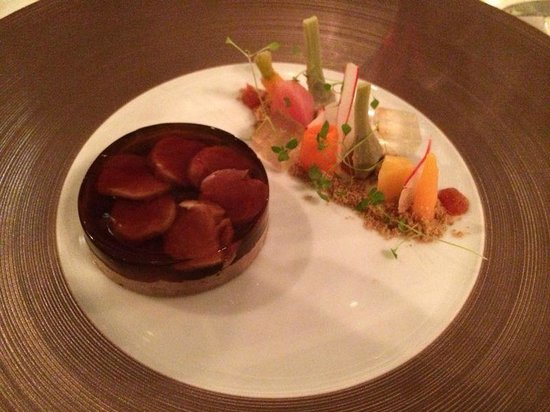 The Dining Room : Duck