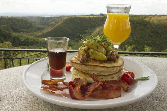 Hacienda Los Molinos Boutique Hotel: Desayuno sin igual.