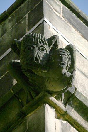 St Giles Church : one of many Gargoyles