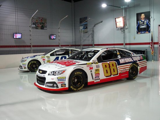 Hendrick Motorsports Complex Tourist Attraction Stowe