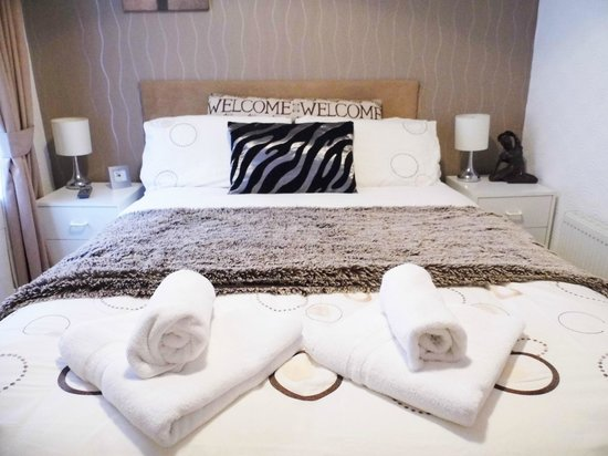 Jesmond Dene Hotel: room 4