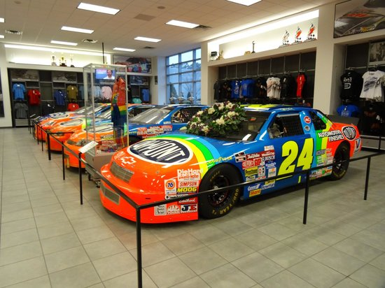 Museum Picture Of Hendrick Motorsports Complex