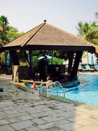 JA Jebel Ali Beach Hotel: Chilling out.