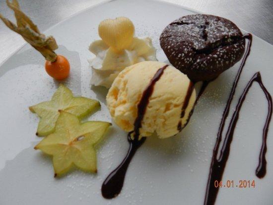 Restaurant Hotel Nachtigall: Dessert