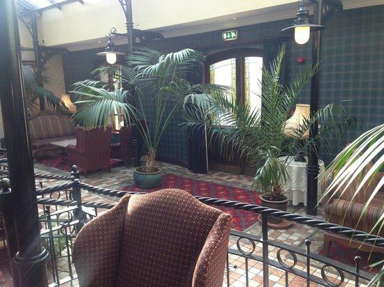 Kee's Hotel, Leisure & Wellness Centre : Reception