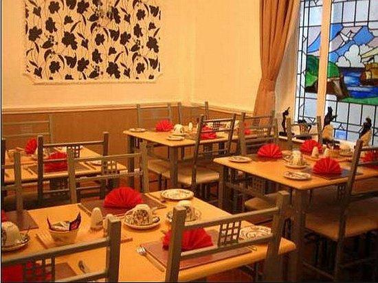 Jesmond Dene Hotel: Dining Room