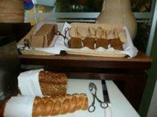 Sea Garden Nuevo Vallarta : Breads and cookies