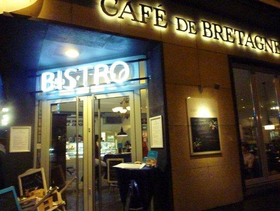 Cafe de Bretagne: Café de Bretagne