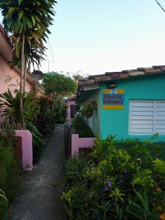 Casa Omaida Rodriguez: ingresso