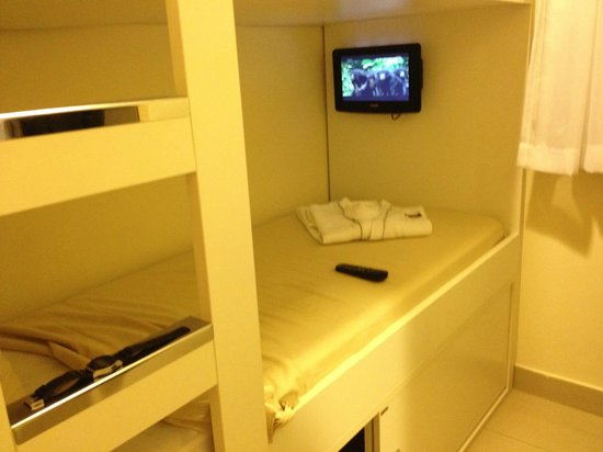 Boutique Hotel Casa Teatro : My shared room - 2 bunkbeds