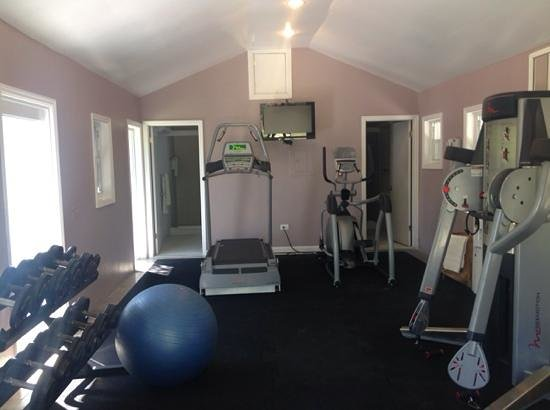 Pink Sands Resort: The Fitness Center