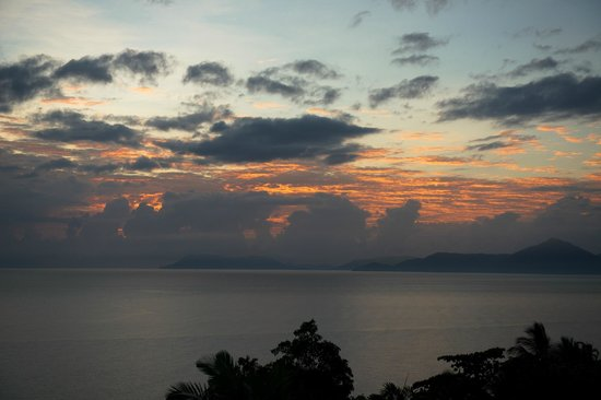 Sunrise at A Villa Gail
