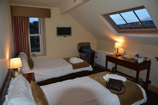 Aysgarth Falls Hotel: Room 7