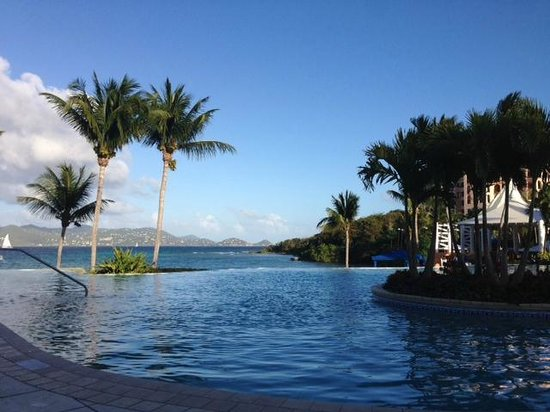 The Ritz-Carlton, St. Thomas: Our View for 4 Days