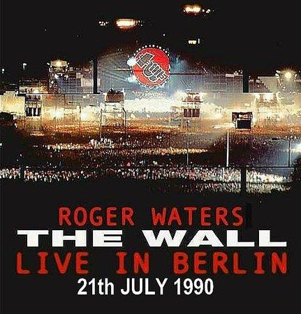 Potsdamer Platz: The Wall concert after the Berlin Wall fall