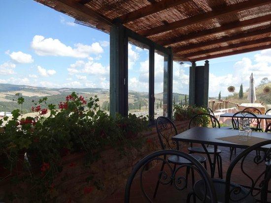Osteria Villa Felice : Lindo e simples!