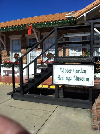 Winter Garden Heritage Museum - All You Need To Know Before You Go