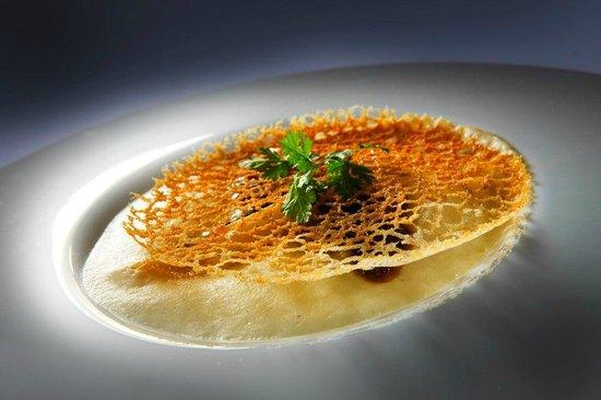 Nouvelle slovene cuisine by chef uro top 10 slo chefs picture of vila podvin radovljica for Nouvelle cuisine