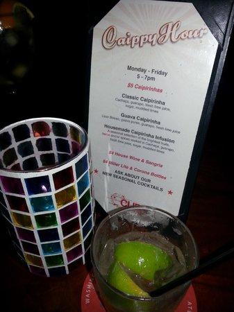 Cuba Libre Restaurant & Rum Bar : Happy Hour specials