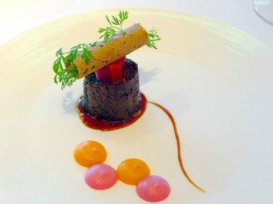 Restaurant Sant Pau: Oxtail