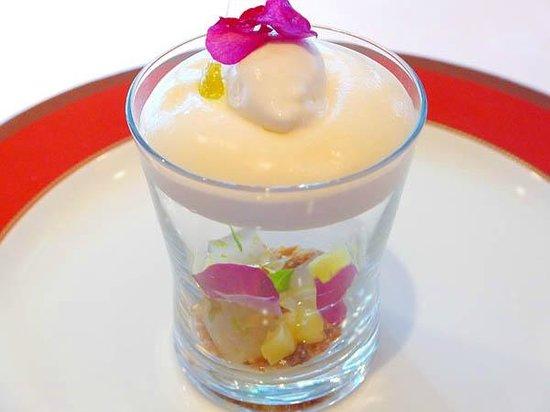 Sant Pau: Tropical dessert