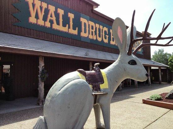 Wall Drug: Jackalope