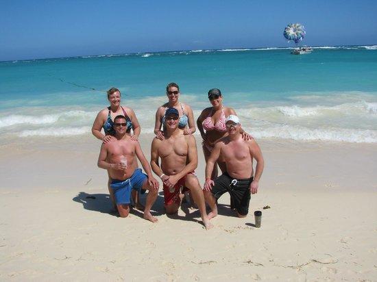 ClubHotel Riu Bambu : A beautiful day on the beach