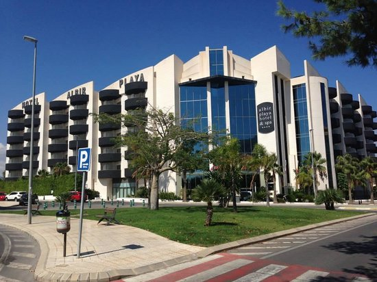 Albir Playa Hotel & Spa: lovely
