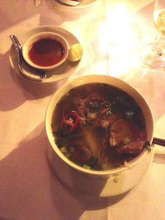 Le Colonial : Their delicious Pho soup