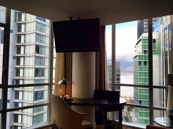 Loden Hotel : View from 1107