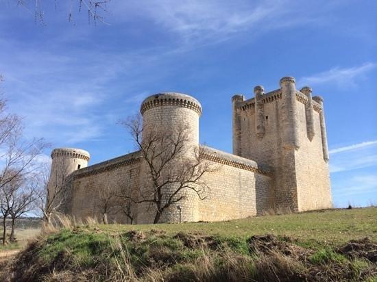 Torrelobaton, إسبانيا: Castillo comunero