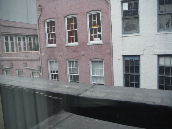 Country Inn & Suites By Carlson, New Orleans French Quarter: view from our room