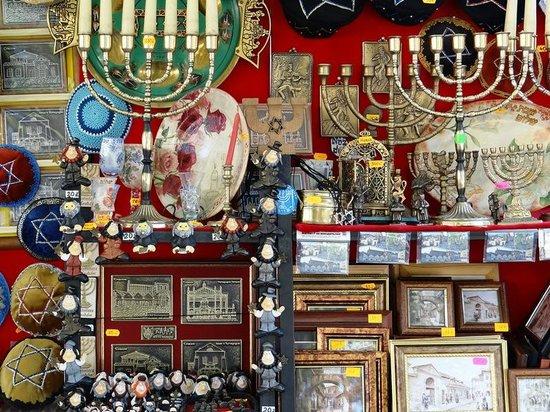 Jewish District (Kazimierz): Negocio del Barrio Judío