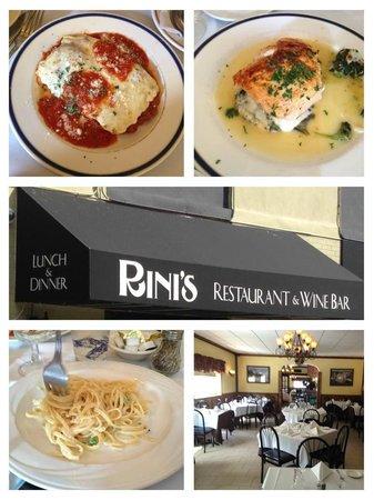 Rini S Restaurant And Wine Bar Rinis